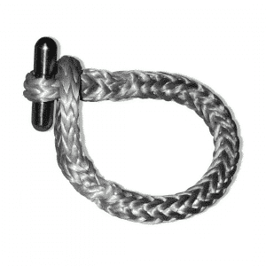 Dyneema dog bone soft locks without cover